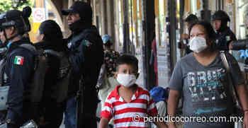 Guanajuato, con baja tasa de contagios… aún - Periodico Correo