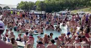 Missouri health officials call for self-quarantine of partiers at Lake of the Ozarks