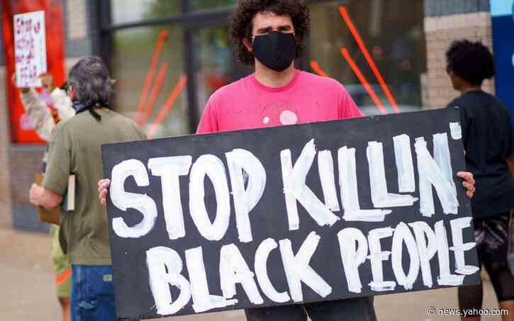 FBI investigate death of black man who was pinned down by a white police officer in Minneapolis