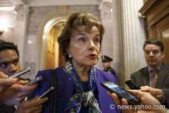 Feinstein cleared by Justice Department for husband's stock trades
