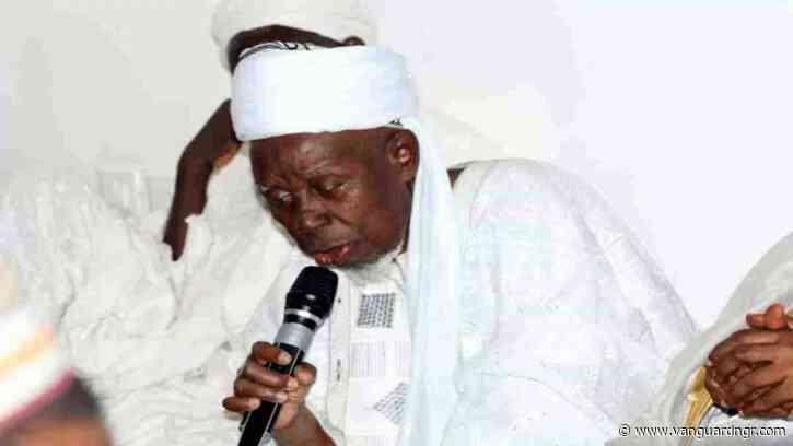 Abiodun, Amosun mourn as Chief Imam of Egbaland dies at 98