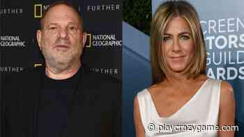 Harvey Weinstein suggested to kill Jennifer Aniston for delatarlo - Play Crazy Game