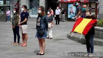 Corona-Liveblog zum Nachlesen: Spanien ruft Staatstrauer aus