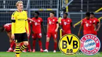 FC Bayern gewinnt die Machtprobe beim BVB