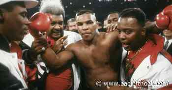 A look back at the phenomenal young Mike Tyson with matchmaker Ron Katz - Bad Left Hook