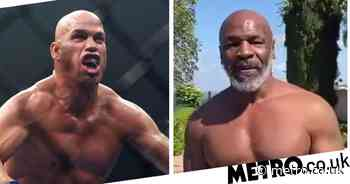 Mike Tyson responds to former UFC champion Tito Ortiz's call out - Metro.co.uk