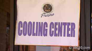 Cooling centers to open in Fresno tomorrow, city officials say