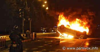 Nuit d'émeute à Argenteuil (Val d'Oise) - Paris Vox