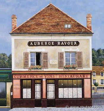 Covid-19 : L'Auberge de Van Gogh à Auvers-sur-Oise fermée au public jusqu'en 2021 - Routard.com