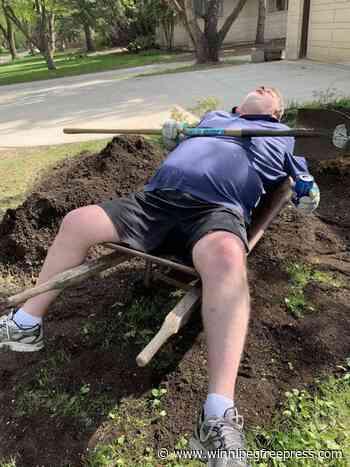 Gardening perilous for us muckrakers