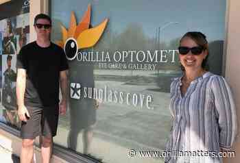 Orillia Optometry sees a need, raises money for food bank - OrilliaMatters