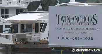 Shuswap company pulls controversial post welcoming houseboaters from other provinces