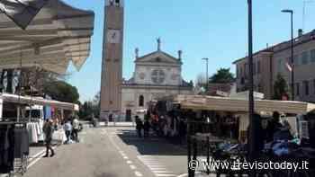 Mogliano Veneto, dopo dieci lunedì torna il mercato settimanale al gran completo - TrevisoToday