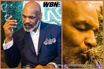 Mike Tyson says he sends $40,000 up in smoke every month - WBN - World Boxing News