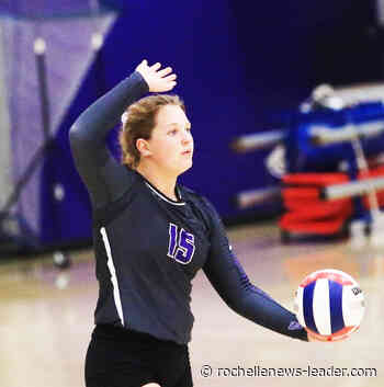 Volleyball: Duval's improvement leads to breakout senior season - Rochelle News Leader