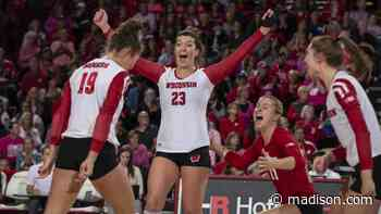 At-home workouts, meditation, books, documentaries keep Badgers volleyball players bonded during COVID-19 pandemic - Madison.com