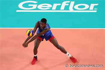 Marlon Yant leads Cubans moving to European Volleyball Clubs - Boxscore