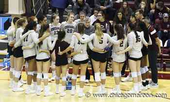 UChicago Team of the Year: Women's Volleyball - The Chicago Maroon