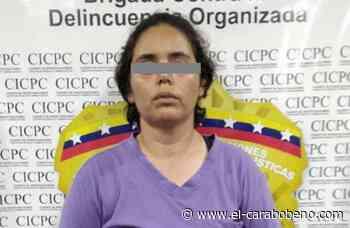Cicpc capturó a presunta estafadora en el municipio Guacara - El Carabobeño