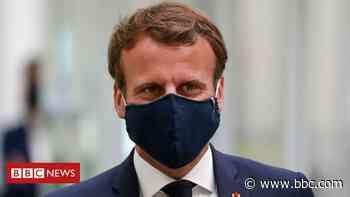 Coronavirus: France announces €8bn rescue plan for car industry - BBC News