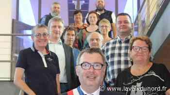 Nicolas Desfachelle entame son deuxième mandat de maire de Saint-Laurent-Blangy - La Voix du Nord