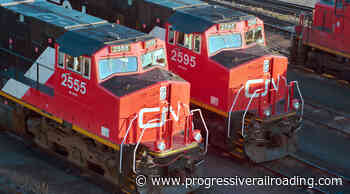 Rail News - CN to offer intermodal service from Moncton to Halifax. For Railroad Career Professionals - Progressive Rail Roading