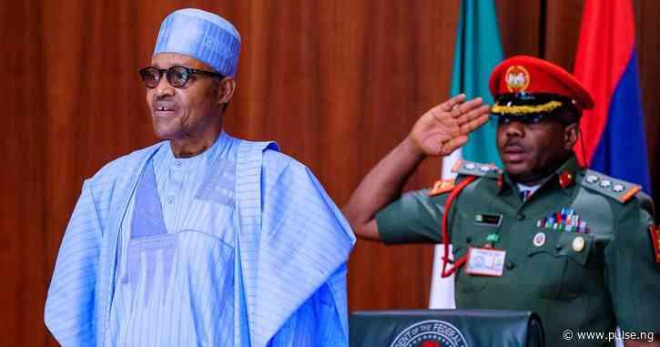 Presidency says Buhari always in charge