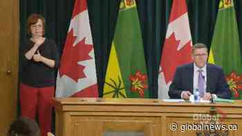 Coronavirus outbreak: Saskatchewan legislative assembly to resume on June 15