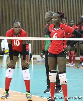 Volleyball: Coach Bitok backs Lusenaka to fill Wanja's void as he continues with his rebuilding process - The Standard