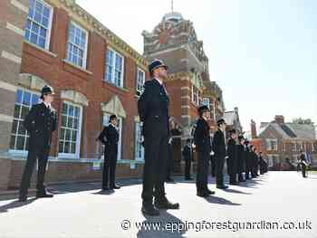 Essex Police bolstered by 76 new officers - Epping Forest Guardian