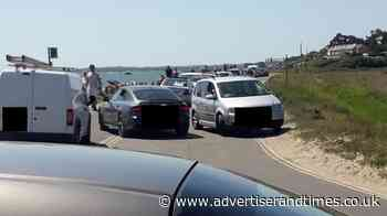 Fines flow for bad parking as visitors flock to New Forest - New Milton Advertiser and Lymington Times