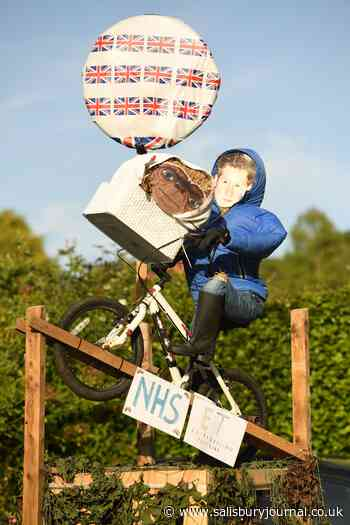 Lockdown project sees dozens of scarecrows appear in New Forest - Salisbury Journal