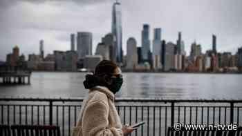 Pandemie-Daten im Überblick:So leidet die Welt unter dem Coronavirus - n-tv NACHRICHTEN