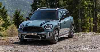 2021 Mini Countryman offers subtle tweaks for small car geeks     - CNET