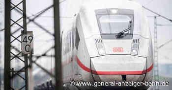 Stellwerkstörung in Sinzig: Fernzüge hielten stundenlang nicht in Bonn - General-Anzeiger