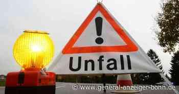 Kollision mit Lastwagen: Autofahrer stirbt bei Unfall auf A61 bei Sinzig - General-Anzeiger