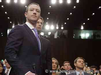 Mark Zuckerberg reportedly brushed aside internal research that Facebook exposed users to more and more extreme views, saying he never wanted the topic brought to him again - Business Insider Australia