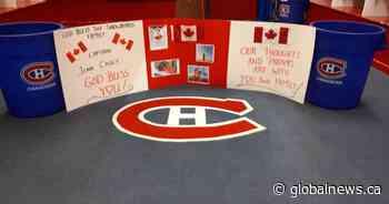 Saskatoon hockey team sets up tribute for Snowbirds Capt. Jennifer Casey - Globalnews.ca