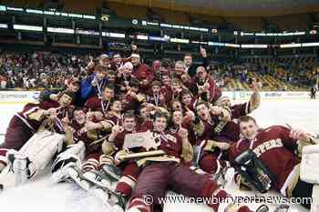 Memory Lane: Newburyport hockey wins 2008-09 Division 2 state title - The Daily News of Newburyport