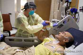 Una doctora embarazada lidera la lucha contra el coronavirus en un hospital de Los Ángeles para personas de bajos recursos - infobae