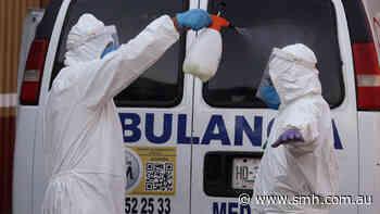 Coronavirus updates LIVE: Scott Morrison spruiks JobMaker plan as global COVID-19 cases surpass 5.5 million, Australia death toll stands at 102 - The Sydney Morning Herald