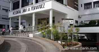 """Internaron al jefe de enfermeros del Hospital Fernández por coronavirus: """"Se está muriendo"""" - Clarín"""