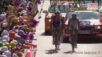 Revivez la victoire de Luis Leon Sanchez à Saint-Flour - L'Équipe.fr