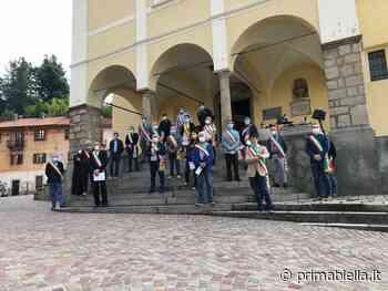 Sindaci biellesi hanno ricordato Giovanni Falcone - Eco di Biella