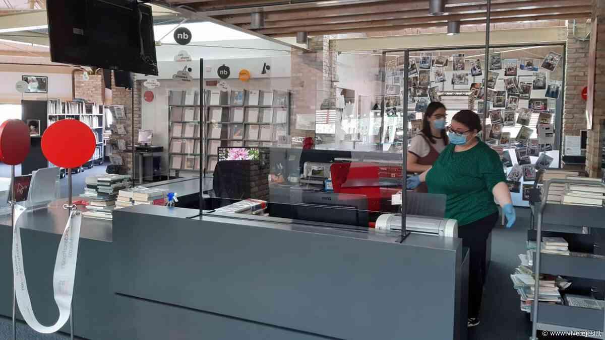 Maiolati: la biblioteca La Fornace riapre lunedì 25 maggio all'insegna della sicurezza - Vivere Jesi