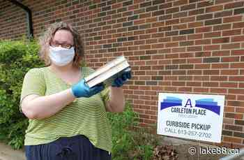 Carleton Place Library offers curbside pick-up - lake88.ca