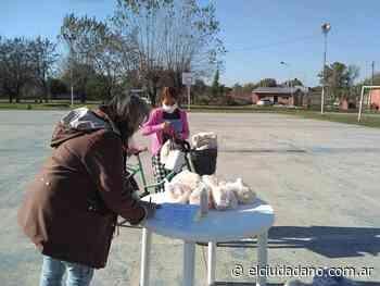 'Pan para el Pueblo' en barrio Libertad y San Esteban - El Ciudadano Cañuelense