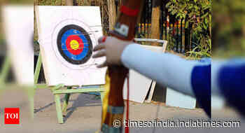 'Lockdown Knockout' recurve archery event to be held in June - Times of India