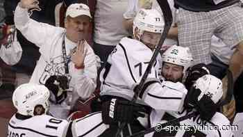 NBCSN's Hockey Happy Hour: Kings clinch West vs. Coyotes in 2012 - Yahoo Sports