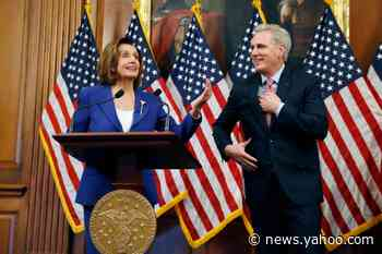 20 Republican lawmakers file lawsuit against House Speaker Nancy Pelosi over new proxy voting system